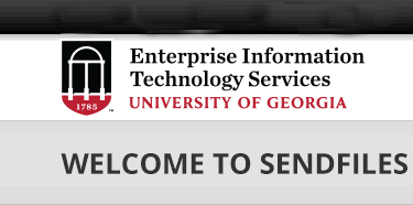 UGA Encrypted File Service